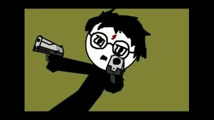 Harry Potter 5 end