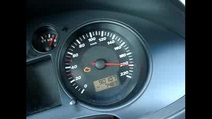 Seat Ibiza 1.4 16v 101 Kc.(200km. V H.)