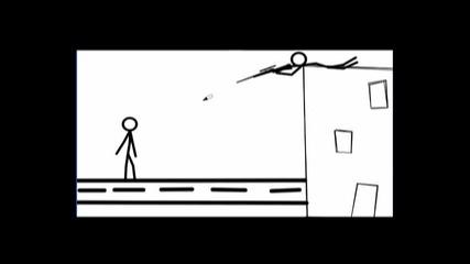 Моят първи урок... [ Pivot] Sniper shot!