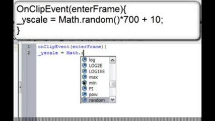 Как Да Създадем Random Equalizer Във Flash