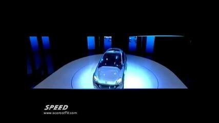Hyundai i-ionig Geneva 2012