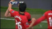 Райън Гигс започна с гръмка победа в Юнайтед
