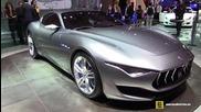 Истинска красота - 2015 Maserati Alfieri Concept