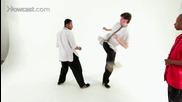 6 Kicking Techniques Shaolin Kung Fu