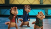 Alvin And The Chipmunks feat. Honor Society - You Really Got Me (Оfficial video)