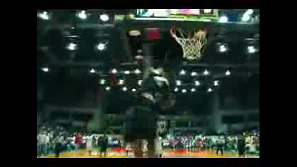 And1 Air Up There 360 Between Legs!