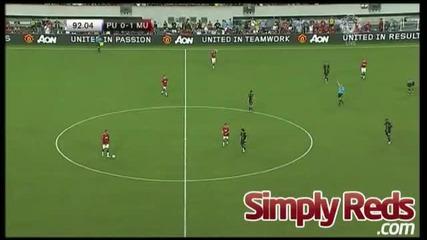 Филаделфия 0 - 1 Манчестър Юнайтед