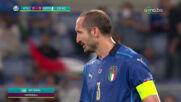 Италия - Швейцария /отменен гол/