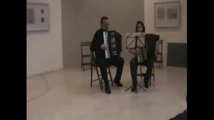 Мая Чакалска на 50 години - от концерта - Румен и Светла Софиянски Вивалди-зима