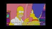 The Simpsons Сезон 23 Епизод 18 (бг. субс)