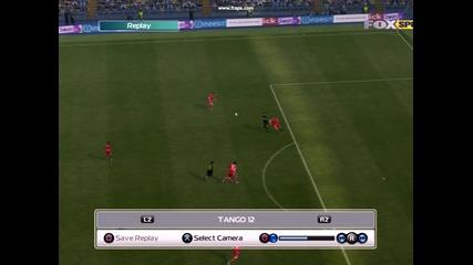 Pes 2013 krasiv gol s C.ronaldo