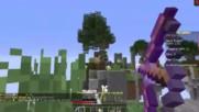 Minecraft Skywars с mitkobombata