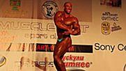 Димитър Иванов - Младежи до 21 г. Културизъм над 75 кг.