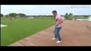 Interesno video s Kristiano Ronaldo