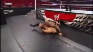 Randy Orton - Snap Scoop Powerslam At The Outside