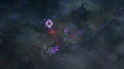 Diablo 3 Wizard Gameplay Video