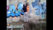 graffiti pernik Bulgaria