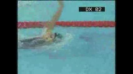 Swim montage