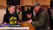 Dominik Mysterio blames his father for his recent losses to Sami Zayn: SmackDown, Sept. 24, 2021