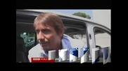 Футболният трибунал потвърди 10-месечното наказание на Антонио Конте