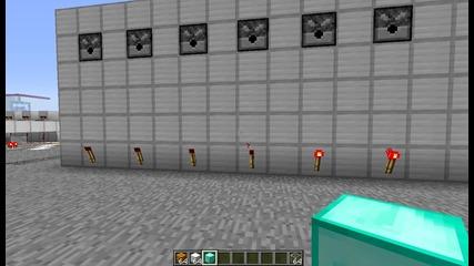 Minecraft Casino Game system