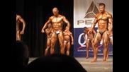 Max Power 2010 - Задължителните пози и позинга за публиката в кат. до 95 кг
