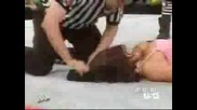 Lita Vs. Mickie James
