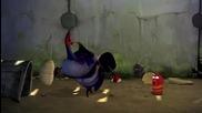 Смешна анимация - Ларва - Вълчи поглед (еп.57)
