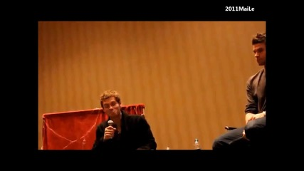 Joseph Morgan - Sweet and Funny Moments Part 1