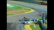 Formula 1 - Nick Heidfeld Brazil 2002