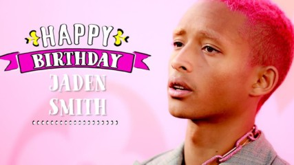 Jaden Smith releases album in time for 21st birthday