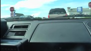 Ride along in a Mk1 Toyota Mr2 turbo