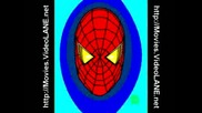 Как Да Нарисуваме Spider - Man С Paint