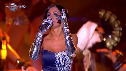 Джена - Моли се да не почна @live [13 Годишни музикални награди на Тв Планета]