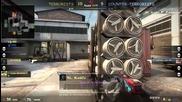 Cs:go - Blingzy ace on pistol round
