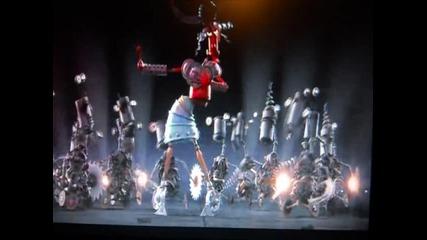 robots-fenders dance