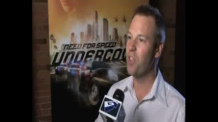 [hq]интервю С Продуцента На Nfs Undercover