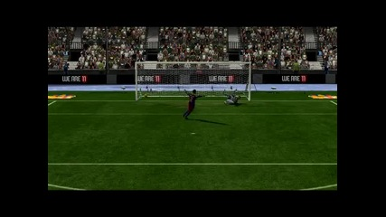 Барселона - Арсенал[fifa 11 Дузпи]