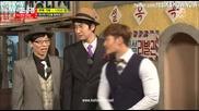 [ Eng Subs ] Running Man - Ep. 185 (with Kim Hyun Soo) - 1/2