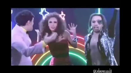 текст и превод * Anahi ft. Moderatto y Miranda - Click (official Music Video)