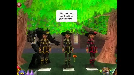 Wizard101 All Zafaria Level 68 Spells