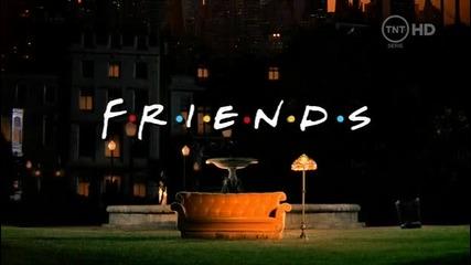 Приятели Сезон 1 Епизод 1