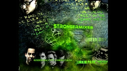 Somewhere in my minds - Linkin Park ft Greenday(remix)