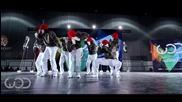 Jabbawockeez - Frontrow - World of Dance #wodla '14