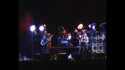 Manowar - Defender ( Live In Kavarna 2008)