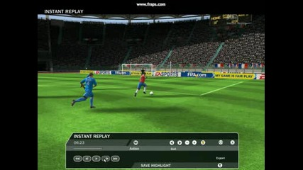 Top Goals 28 - Hattrick 2 vs. cumuty