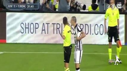 3-2 Juventus vs Roma 05-10-2014
