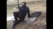 Стрелба с Калашников в Симитли