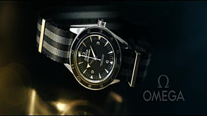 OMEGA and SPECTRE - Revealing the Seamaster 300 SPECTRE