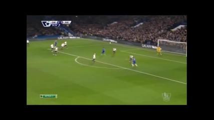 11.2.2015 Челси-евертън 1-0 Премиършип